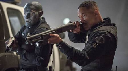 This is going on my fridge: David Ayer on Bright badreview