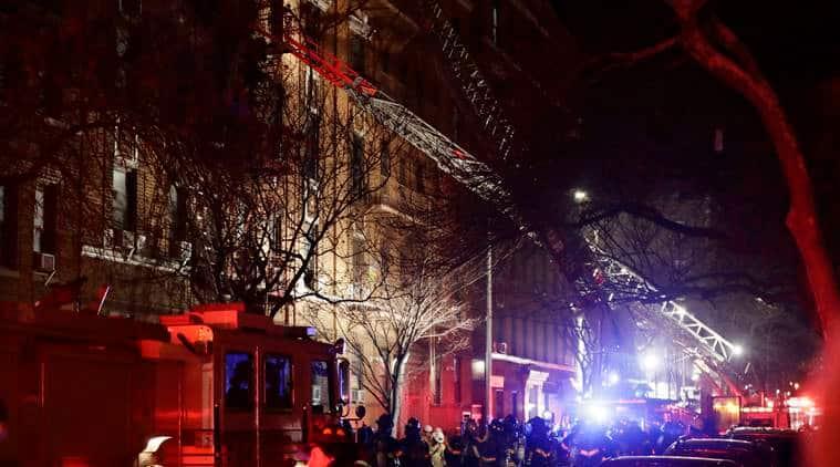 City spokesman: At least 6 dead in Bronx building fire