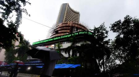Sensex rises for third straight session on global cues