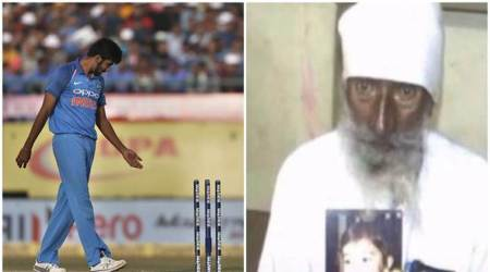 Jasprit Bumrah's grandfather found dead in Sabarmati river