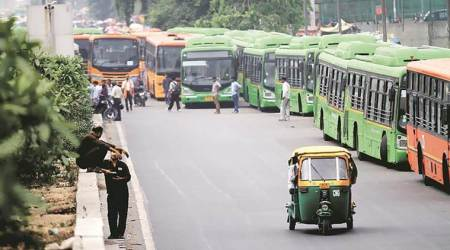 DTC conductar kills self in depot, leaves video with blackmail claim