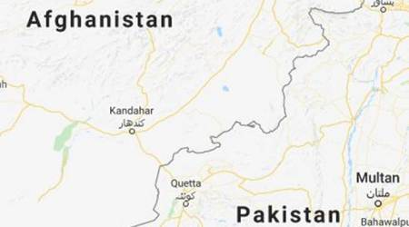 Blast near Afghan border kills nine in Pakistan