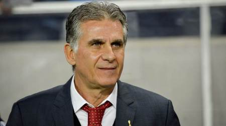 Fire me if you don't like my opinions, Iran coach CarlosQueiroz