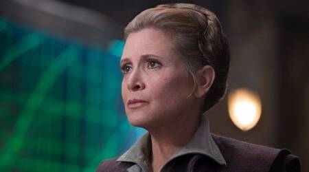 Carrie Fisher wrote some of the funniest lines in Star Wars The Last Jedi