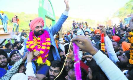 BJP's Paramjeet Singh Pammi defeats former party colleague