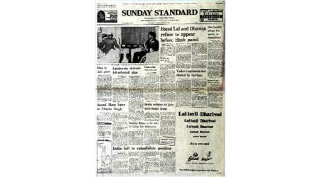 December 4, 1977, Forty Years Ago; Shah panel Boycott
