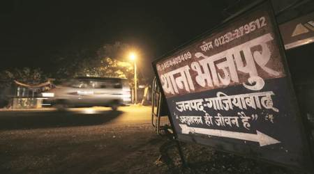 NIA-UP Police team under fire in Ghaziabad, one copinjured