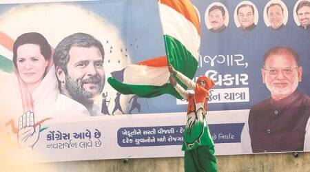 Gujarat Assembly elections: Congress hopes for 2017 chemistry but it faces an uphill 2012 arithmetic