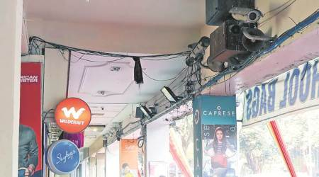 Out of 15,000, only 12,500 CCTV cameras installed in Chandigarh
