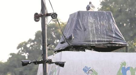 Mohali police propose to install 200 cameras in two months'time