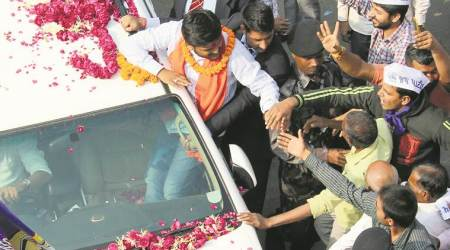 Denied permission, Hardik Patel goes ahead with Ahmedabad roadshow