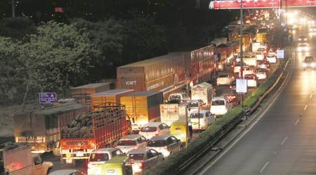 Late-night traffic on DND could be fixed in aweek