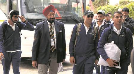 India vs Sri Lanka, 2nd ODI: Indian team arrives in Mohali amid drizzle, fans hope to see Siddharth Kaul inaction