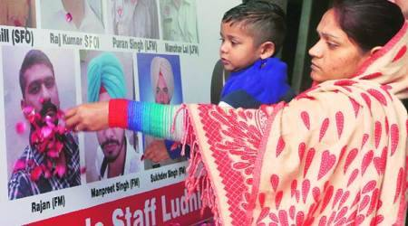 Family of three 'missing' firemen demand death certificates; administration in legallimbo