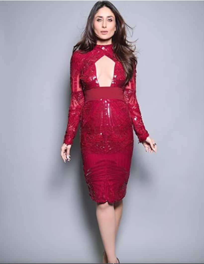 Christmas fashion, Christmas party dresses, Deepika Padukone, Deepika Padukone latest photos, Kareena Kapoor Khan, Kareena Kapoor Khan latest photos, Alia Bhatt, Malaika Arora, Mahira Khan