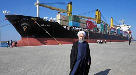 Iran's Chabahar port opens, allows India to bypass Pakistan on trade route toAfghanistan