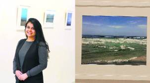 Photography exhibition: 'My soul seems to found a home near water'