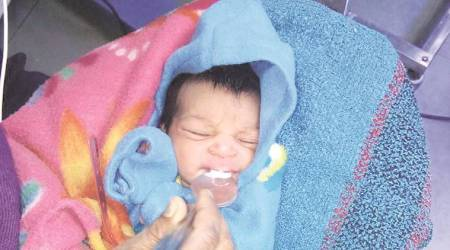 Chandigarh: Five-day-old abandoned girl rescued