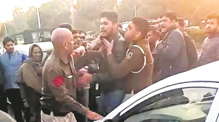 Man 'Assaulted' by Panchkula Police