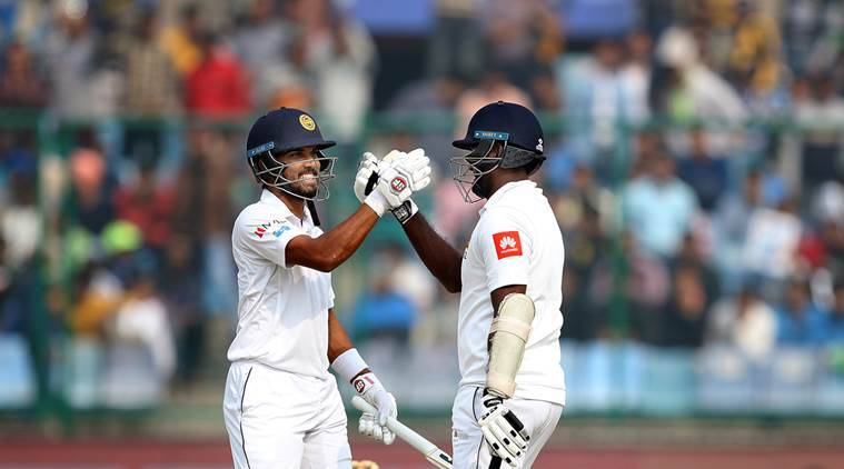 Image result for Sri lanka vs west indies test 2018