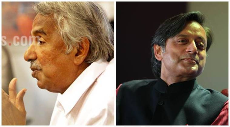 Oommen Chandy, Shashi Tharoor likely to make it to Congress Working Committee list
