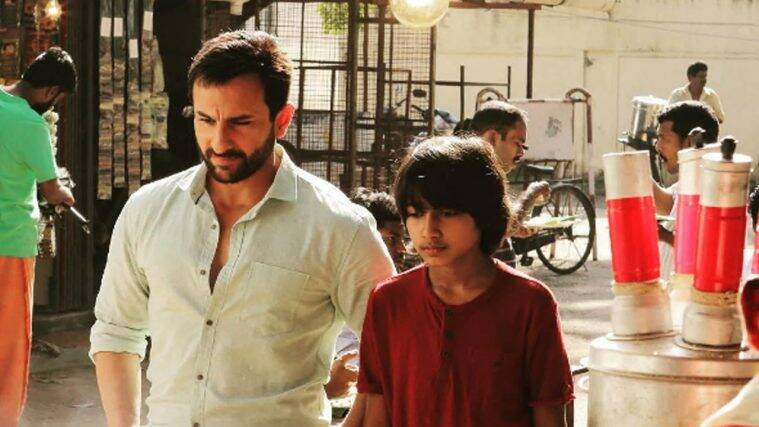 Saif Ali Khan starred in Chef.
