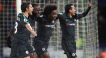 Chelsea cruise to 3-1 victory against Huddersfield