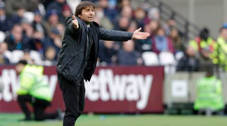 Chelsea vs West Ham United, West Ham United Chelsea, Antonio Conte, Conte Chelsea, sports news, football, Indian Express