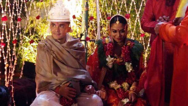 PHOTOS: Sunil Chhetri Get Married To Long-time Girlfriend