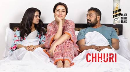 chhuri starring tisca chopra, surveen chawla and anurag kashyap