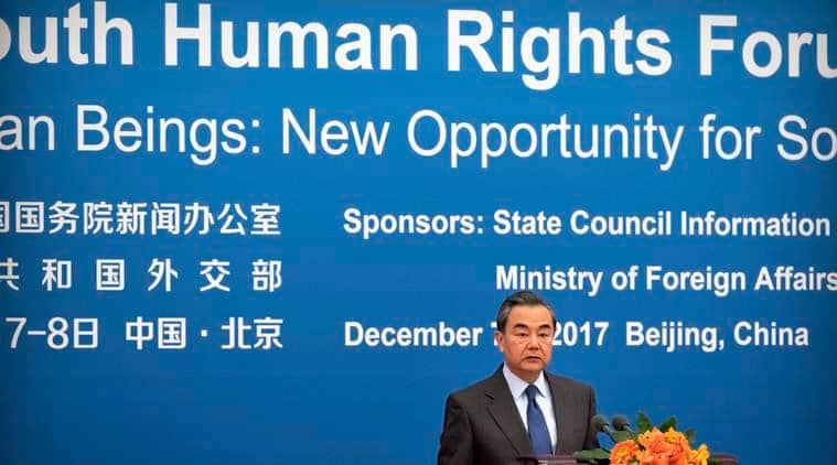 China, China human rights forum, South-South Human Rights Forum, China news, indian express news