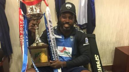 Mirpur century one of my best knocks in T20 cricket, says ChrisGayle