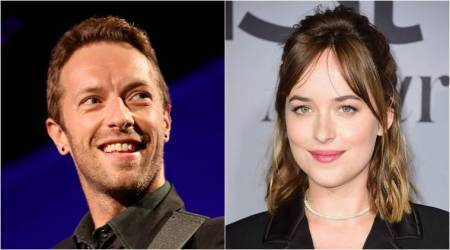 Coldplay frontman Chris Martin dating actor Dakota Johnson?