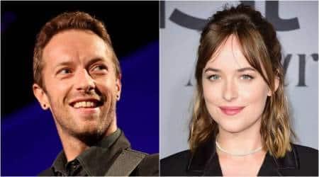 Coldplay frontman Chris Martin dating actor DakotaJohnson?