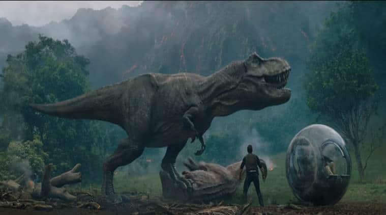 Jurassic World: Fallen Kingdom Trailer starring Chris Pratt is here.