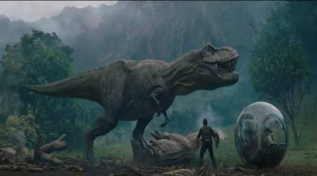 Jurassic World Fallen Kingdom trailer: Chris Pratt is the guardian of the dinosaurs, watch video