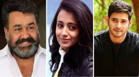 Trisha, Mohanlal, mahesh babu wish for christmas.