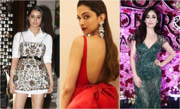 Christmas fashion, Christmas party dresses, Deepika Padukone, Deepika Padukone latest photos, Kareena Kapoor Khan, Kareena Kapoor Khan latest photos, Priyanka Chopra, Priyanka Chopra latest photos, Alia Bhatt, Malaika Arora, Mahira Khan