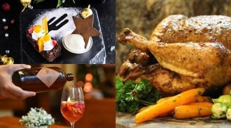 christmas, christmas spreads, christmas restaurants, christmas restaurants in delhi, christmas brunches, christmas offers at restaurants, indian express, indian express news
