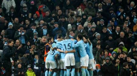 Manchester City beat Tottenham Hotspur 4-1: As it happened