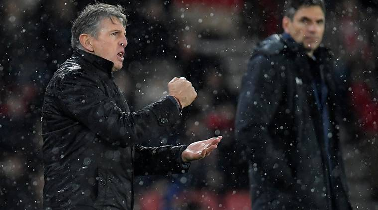Puel returns to heap misery on Southampton