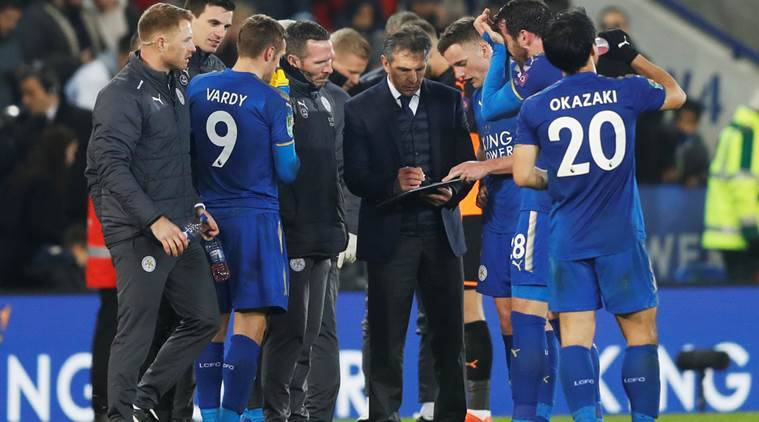 AR helps Leicester advance to FA Cup fourth round