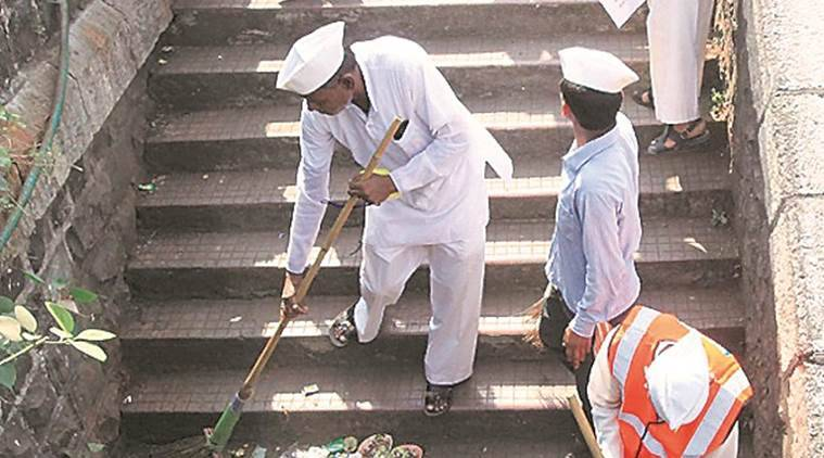 maharashtra, waste production, wet waste, cleanliness drive, swachh bharat, indian express