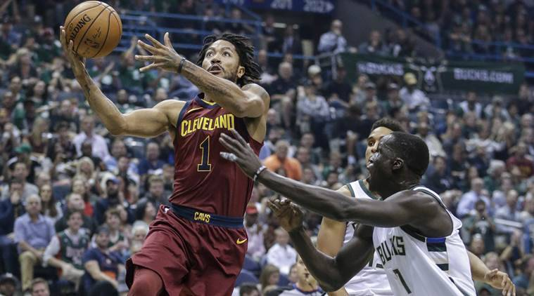Tyronn Lue on Derrick Rose's return to Cavs