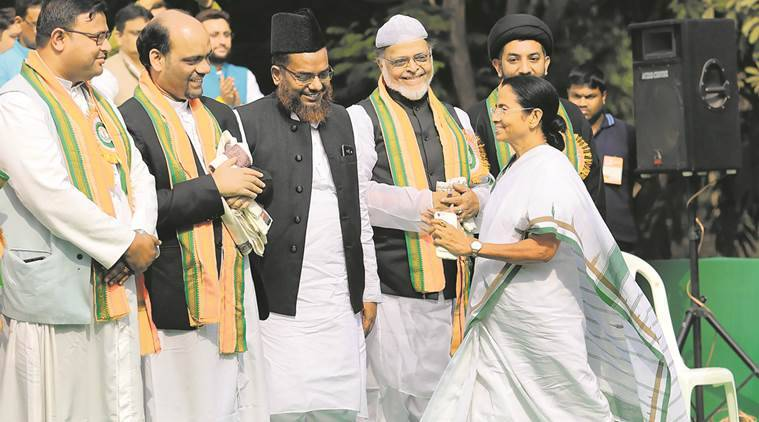 Image result for Intolerance Centre's biggest programme… my duty to protect minorities: Mamata Banerjee,