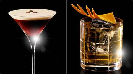 NEw Year's Eve, Cocktail Recipes, New Year's story idea