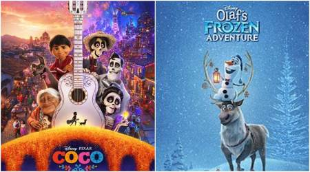 Disney to remove Frozen short that plays before Coco