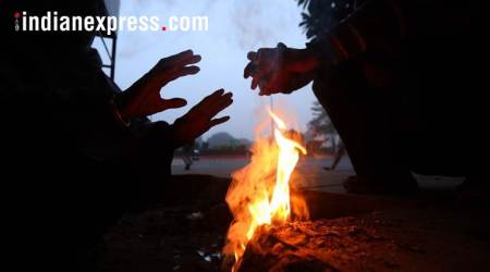 Intense cold spell continues in northIndia