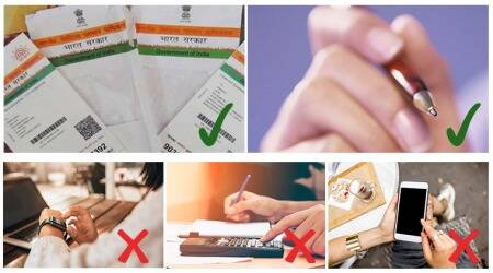 SNAP 2017: Photo ID, ball point; know what all things are allowed in examhall