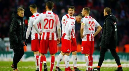 Bundesliga: Winless Cologne wastes three-goal lead to lose 4-3 to Freiburg